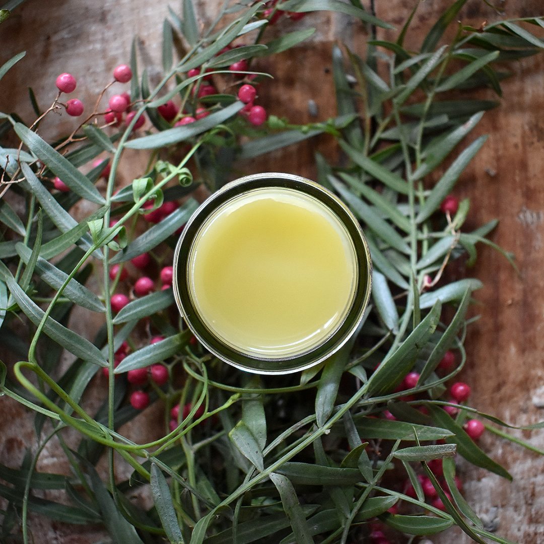 From Earth Organic Aftershave Balm